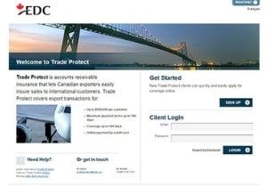 EDC_portal
